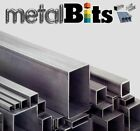 Stainless Steel Box Section Grade 304 - 500mm - 3000mm available - fast dispatch