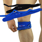 Brace Tendon Gym Adjustable Knee Sports Protector Support Band Strap Patella j
