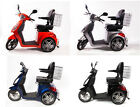 Buy Direct CM-36 3-Wheel Fast Outdoor Power Mobility Scooter,  Free Shipping