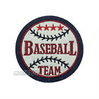 Sports Baseball Team Embroidered Sew Iron on Patch Badges Sewing Applique Patch