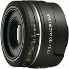 Sony - SAL30M28 - 30mm f/2.8 Macro SAM Lens for Alpha
