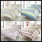 Margarita Duvet Cover Bright Abstract Colourful Cotton Blend Reversible Bedding