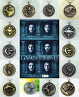 GAME OF THRONES WINTER IS COMING METAL PENDANT NECKLACE 8 styles FREE SHIPPING
