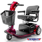 Pride Mobility VICTORY 9 Electric Scooter 3-wheel SC609 RED + Accessory BUNDLE $1549.0 USD on eBay