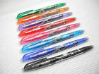 Pilot FriXion 0.5mm / 0.7mm Erasable Rollerball Gel Ink Pen, 8 Color Available