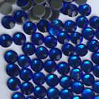 1440 pcs DMC Iron On Hotfix Crystal Rhinestones Colors SS6 SS10 SS16 SS20, 2-5mm фото