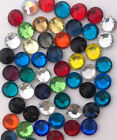 1440 pcs DMC Iron On Hotfix Crystal Rhinestones Colors SS6 SS10 SS16 SS20, 2-5mm