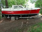 La Paz sailboat project,Dc motor ,trailer,battery charger, 4 boat stands +