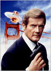 James Bond Roger Moore Vintage Movie Poster Art Print - A0, A1, A2, A3, A4 Sizes $19.05 CAD on eBay