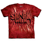 The Mountain RED SHARK WEEK Official Discovery Channel Adult T-Shirt S-3XL NEW