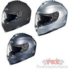 HJC IS-17 Metallic & Matte Motorcycle Helmets