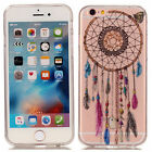 Sparkle Ultra Thin Bling Crystal Clear Soft TPU Case Cover For iPhone 6 6s Plus