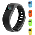 Smart Wrist Band Activity Tracker Sleep Fitness Pedometer Bracelet Watch