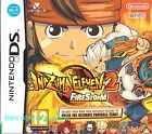 Inazuma Eleven 2: Firestorm Nintendo DS 12+ RPG Role Playing Game