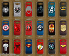 Samsung Galaxy J1, J3 , J5, 2016, 2017, Marvel DC Heroes Custom Made Phone Case