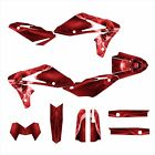 SM 610 Husqvarna graphics 2005 - 2010 decal kit NO6666-RED Free Custom Service