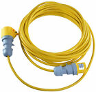 16 AMP 110 Volt 2.5mm Arctic Cable Extension Lead. Various Sizes Available