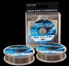 ULTIMA POWER PLUS CLEAR MONOFILAMENT FLY LEADER 40M - ASSORTED WEIGHTS