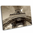Paris Eiffle Tower Canvas Wall Art Print Framed Picture 1 PREMIUM QUALITY