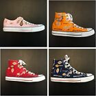 Dickies, CANVAS LOW TOP PINK HIGH TOP ASSORTED COLOR, Dickies Logo Shoes,