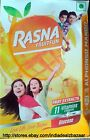 Rasna Fruitfun Drink Mix 32 Glasses Calcium Vitamins - Pineapple Mango Nimbupani
