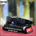 NEW MENS CHOPPERS SUNGLASSES SPROT BIKER DRIVING TRENDY STYLISH BLACK SHADES
