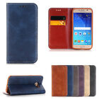Fashion Style Flip Magnetic Stand Wallet PU Leather Cover Case For Samsung  HH