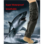 S-XXXL Men's Outdoor Hiking breathable Warm Sports Pants Casual Trousers