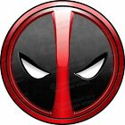 Deadpool Wall Decal Repositionable Sticker Graphic-Superhero-Marvel-Great Gift!