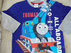 THOMAS & FRIENDS LICENSED LONG SLEEVE TOP, ALL ABOARD, NEW WITH TAGS, GENUINE