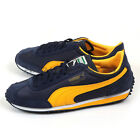 Puma Whirlwind Classic Peacoat-Gold Fusion-White Sportstyle Running 351293 70