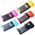5Pcs Car Steering Wheel Holder Bike Clip Mount Mobile Phone Stand For iPhone GPS