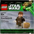 LEGO STAR WARS - HOTH HAN SOLO POLYBAG FIGURE + FREE GIFT - FAST - NEW