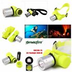 3500Lm CREE T6 LED Waterproof Underwater Diving Head light Lamp Flashlight Torch