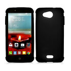 Kyocera Hydro Wave C6740 Soft Silicone Rubber Jelly Skin Cover Case*USA SELLER*
