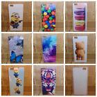 Painted Sky Yellow Minions Phone Case For Huawei P8 Lite Plastic Hard Cover