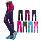 New Women Outdoor Sports Anti-UV Quick-dry Elastic Pants Hiking Stretch Trousers