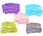 Beautiful Cotton Girls Babies Headband Fabric Bow Knot, Hairband Stunning!