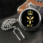 SCC Sea Cadets Corps Marine Engineer Pocket Watch