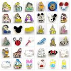 Pick a Disney Character Floating Charm for Living Memory Owl Glass Type Lockets