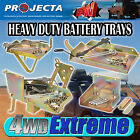 FORD RANGER AUX BATTERY TRAY - SUIT DUAL BATTERY SYSTEM + SUIT MANY VEHICLES