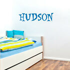 Custom Funky Font Name - Personalized Nursery & Kids Room Wall Decals