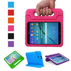 Child Safe Handy EVA Shock Resistance Stand Case Cover For Samsung Galaxy Tab E