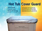 Hot Tub/ Spa cover heavy duty reflective chemical resistant waterproof