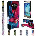 For Samsung Galaxy On5 G550 New Design Hybrid T Kickstand Cover Case