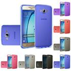 For Samsung Galaxy On5 G550 Crystal Transparent TPU Cover Case
