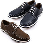 New Polytec Lace up Fashion Casual Business Sneakers Men Trend Dress Shoes Nova