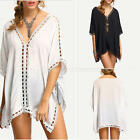 New Lady Womens Summer Batwing Sleeve Casual Shirt Blouse T-Shirt Tops Plus Size