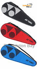 Yonex Padded Badminton Racket Cover SUNR-120L with Zip ( Black , Blue , Red )