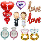 Engagement Anniversary Wedding Celebration LOVE Foil Balloons Decor Choose Party